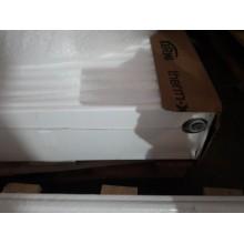 VÝPRODEJ Kermi Therm X2 Profil-kompakt deskový radiátor 33 600 / 2000 FK0330620 POŠKOZENÝ, pravé boční obložení