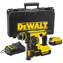 DeWALT Aku kombinované kladivo 18V SDS Plus DCH253M2