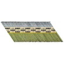 DeWALT Páskované hřebíky 2,8 x 63mm, hladké, 2200ks pro DCN692 - DNPT2863Z