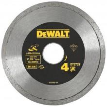 DeWALT Diamantový kotouč pro řezání dlažby, 115 mm DT3735
