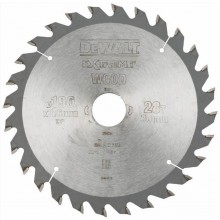 DeWALT pilový kotouč pro kotoučové pily na řezání dřeva, 184 x 16 mm, 40 zubů DT4063