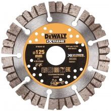 DeWALT Diamantový kotouč 125 x 22,2 mm, zdivo beton, pro drážkovačku DCG200 - DT90294