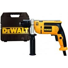 DeWALT Příklepová vrtačka 13 mm, 650 W s rychloupínacím sklíčidlem DWD024KS