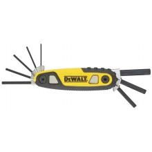 DeWALT DWHT0-70263 Imbusy - kapesní sada