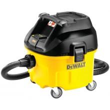 DeWALT Průmyslový vysavač pro suché i mokré vysávání 30l, DWV901L