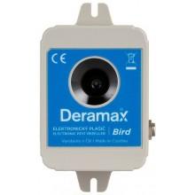 Deramax-Bird Ultrazvukový odpuzovač - plašič ptáků 0240