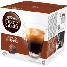 VÝPRODEJ Kapsle Nescafé CAFFE LUNGO INTENSO 16 ks k Dolce Gusto PROŠLÉ 30.9.2018