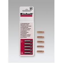 Einhell Proudové trysky 0,8mm pro všechny svářečky s ochrannou atmosférou 1576210