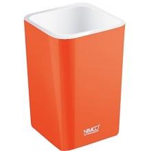 NIMCO ELI pohárek na kartáčky oranžový, EL3058-20