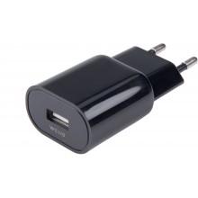 EXTOL ENERGY nabíječka USB, 2,4A, 12W, 100-240V 42086