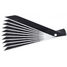 EXTOL PREMIUM břity ulamovací do nože , 9mm, 10ks, SK2 4780028A