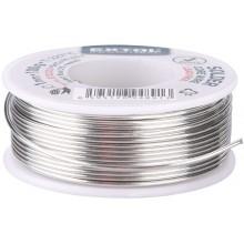 EXTOL PREMIUM drát pájecí trubičkový Sn 99,3%/0,7%Cu, Ř1mm, 100g 8732003