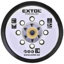EXTOL PREMIUM nosič kotoučů, suchý zip, 150mm 8865038A