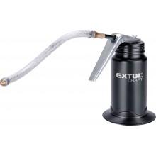 EXTOL CRAFT olejnička s flexibilní hadičkou, 170ml 9621
