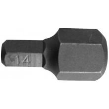 "EXTOL PREMIUM hrot imbus H14x30mm, stopka 8mm (5/16"") 6525-H14"