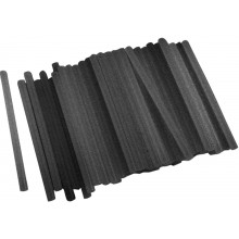 EXTOL CRAFT tyčinky tavné, černá barva, 11x200mm, 1kg, 9913A