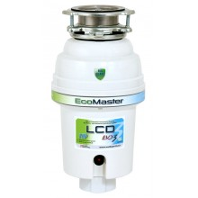 EcoMaster LCD EVO3 drtič kuchyňského odpadu 001010005