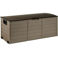 FIELDMANN FDD 1002B Designový plastový zahradní box s kolečky 50001838