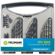 FIELDMANN FDV 9005 Sada vrtáků s bity 23ks 50001376