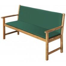 FIELDMANN FDZN 9008 Potah na lavici, zelená 50001574