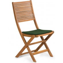 FIELDMANN FDZN 9018 Podsedák židle, zelená 50001897
