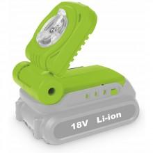 FIELDMANN FDUL 50901 AKU LED svítilna, bez baterie 50002066