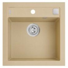 ALVEUS FORMIC 20 kuchyňský dřez granitový, 520 x 510 mm, béžová 4402055