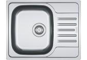 Franke Polar PXN 611-60, 615x490 mm, nerezový dřez 101.0286.040