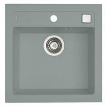 ALVEUS FORMIC 20 kuchyňský dřez granitový, 520 x 510 mm, beton 4402081