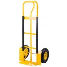 G21 Rudl Profi, 300 kg, nafukovací kola, žlutý 6390869