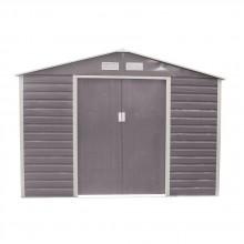 Zahradní domek G21 GAH 706 - 277 x 255 cm, šedý 63900551