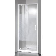 GELCO Eterno sprchové dveře otočné 90 L/P, sklo STRIP GE6690