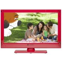 GoGEN Televize MAXI TELKA 24 R, LED, červená