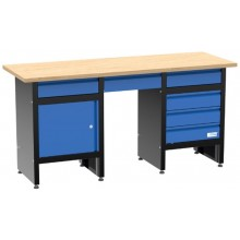 GÜDE GW 6/1 XL Dílenský stůl 40480