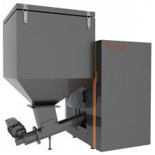 OPOP H824-AP automatický ocelový kotel na uhlí a pelety, 6,3-24kW, sestava 573264