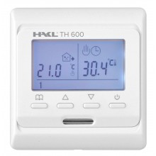 HAKL TH 600 digitální termostat s pokročilými funkcemi HATH600