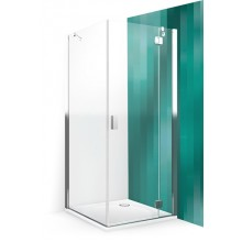 ROLTECHNIK Sprchová stěna HBB/800 brillant premium/transparent 286-8000000-06-02