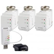 ELEKTROBOCK Home Control set s hlavicemi SET3 HC-PH-HD03