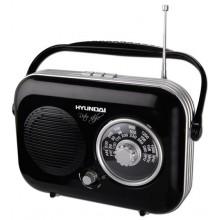 HYUNDAI PR 100 Přenosný radiopřijímač