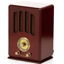 HYUNDAI RA 104 Retro radiopřijímač, třešeň