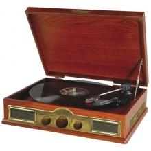 HYUNDAI RT 910 RIP Retro gramofon, třešeň