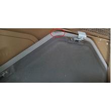 VÝPREDAJ Franke Euroform EFG 682 E, 905x505 mm, Fragranitový dřez šedý kámen114.0285.869 POŠKODENÝ!!