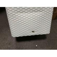 VÝPRODEJ CURVER Zásuvka 3x 14l RATTAN Style - krémová, 06604-885 PRORAŽENÉ
