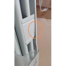 VÝPRODEJ Kermi Therm X2 Profil-V deskový radiátor 11 500 / 500 FTV110500501L1K POŠKOZENÝ VIZ FOTO