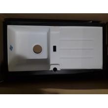 VÝPRODEJ Franke Strata STG 614, 860x435 mm, granitový dřez, bílá led 114.0263.975 S OTVOTEM