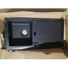 VÝPRODEJ Franke Strata STG 614, 860x435 mm, Fragranitový dřez, onyx 114.0263.976 S OTVOREM