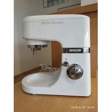 VÝPRODEJ SENCOR STM 6350WH Kuchyňský Robot bílý 41006292, POŠKRÁBANÉ TĚLO