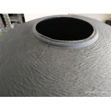 VÝPRODEJ Prosperplast WALLYCAN sud na dešťovou vodu 270l, antracit, PRASKLÉ HRDLO