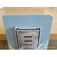 VÝPRODEJ RAVAK Zebra 850 odtokový žlab - plast X01434 POŠKOZENÉ ROHY