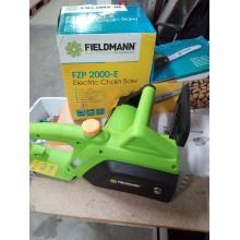 VÝPRODEJ FIELDMANN FZP 2000-E Elektrická řetězová pila 50001613 PO SERVISE, FUNKČNÍ!!!